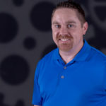 Headshot of AGM Precision Machining's Shop Manager, Tim O'Moore.